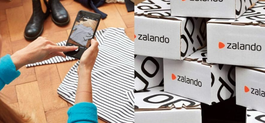 Zalando, the channel 2nd hand market goes live in Germany and Spain
