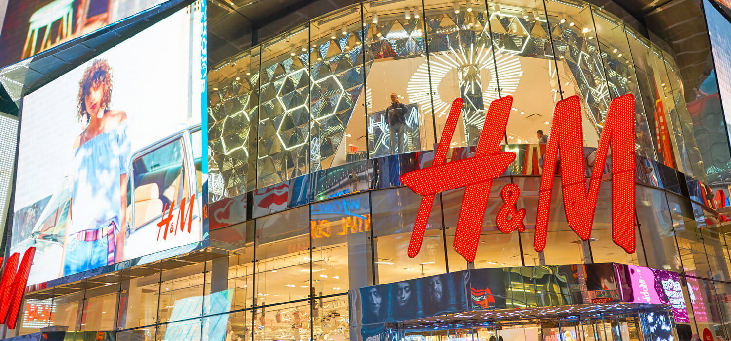 H&M face CRV effects while closing 250 stores and focusing on digital
