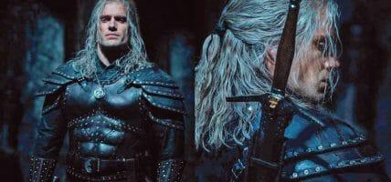 Dalla serie The Witcher: la giacca/armatura in pelle di Geralt