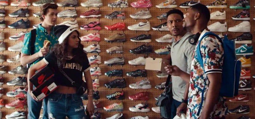 Netflix si butta sulla sportiva con la serie comica Sneakerheads