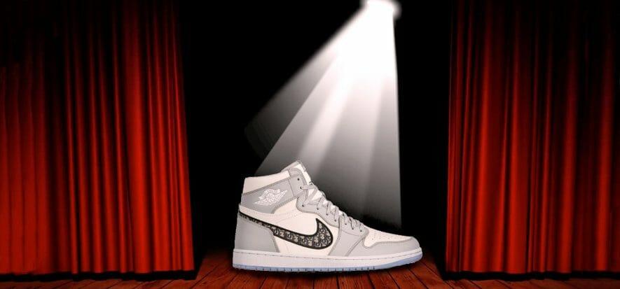 Niente da fare: c'è sempre la sneaker sotto le luci della ribalta