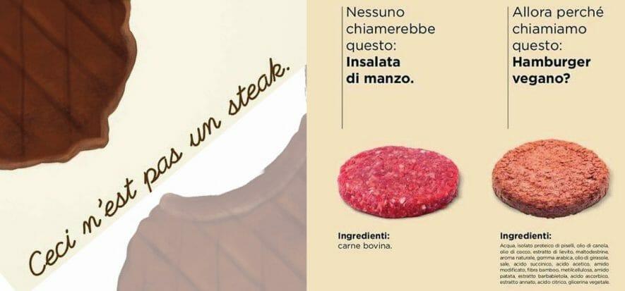 Sul veto ai veggie burger l'UE non si decide e lascia tutto com'è