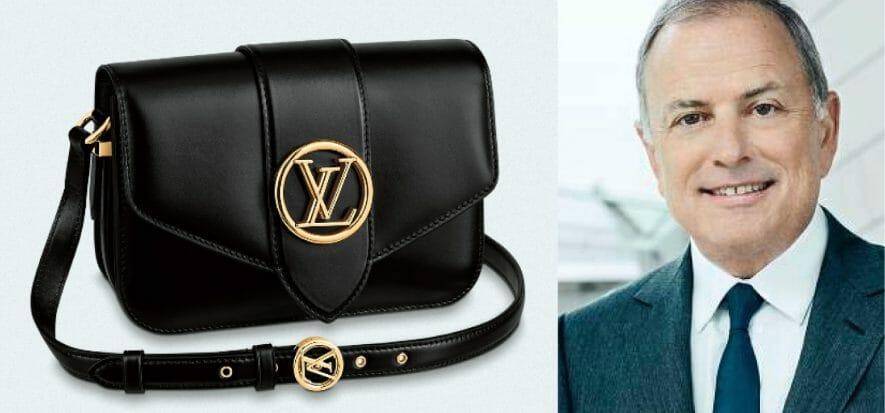 Vuitton usa la pelle per 3 motivi, spiega il CEO Michael Burke