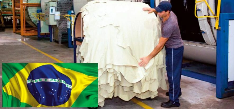 Brazil, the leather chain absorbs the blow in October and sees the light