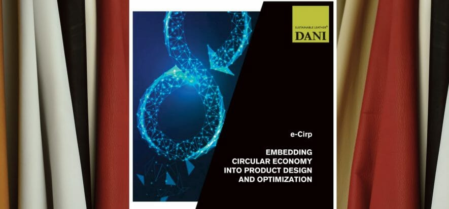 Leather and circularity at University: Dani is a case study in Padua