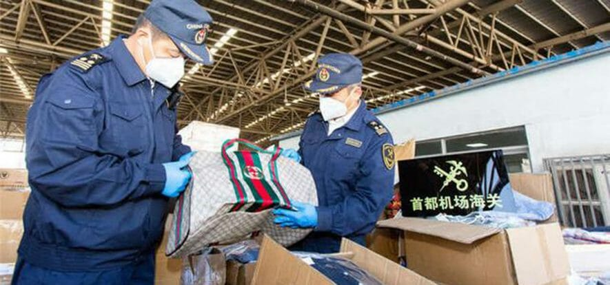 Seizures in Beijing prove that fake goods recovered easily