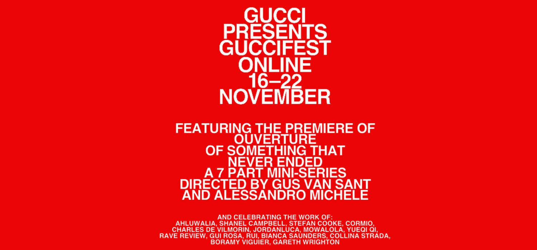 Dall'Epilogo all'Ouverture, Gucci cambia (ancora) tutto