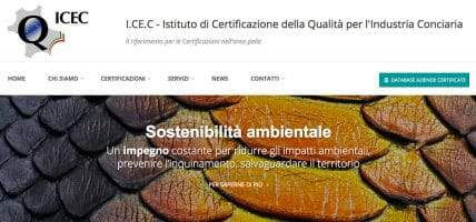 ICEC is the reference point for Italian chemists after ZDHC accreditation