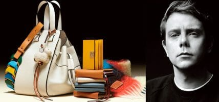 Jonathan Anderson, artisans' role and leather appeal