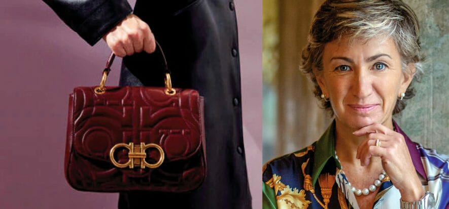 Ferragamo's thoughts on market and product strategy