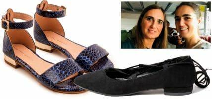 Dai sandali agli stivali: la storia pugliese di Les Italiennes