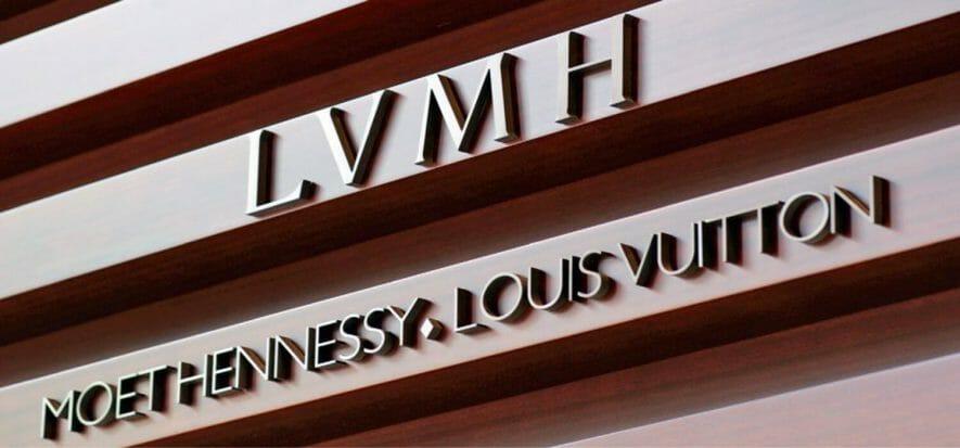 Higher than pharmaceuticals: LVMH break CAC 40 record