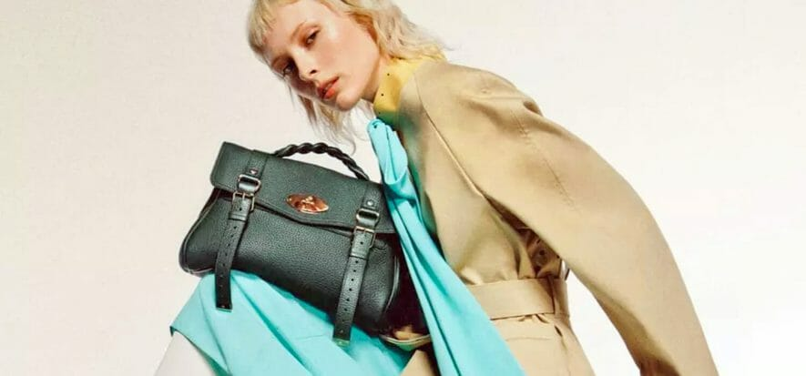 Mulberry down 29% in the half year, yet the fashion brand is satisfied anyway