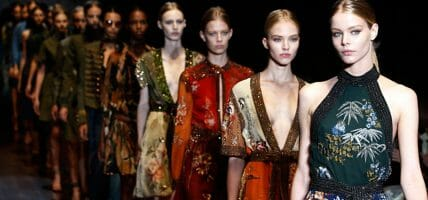 Milan, Paris, London, New York and the future of fashion runway shows