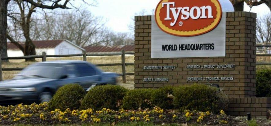 Tyson Foods potenzia gli stabilimenti in Cina, Thailandia e Olanda