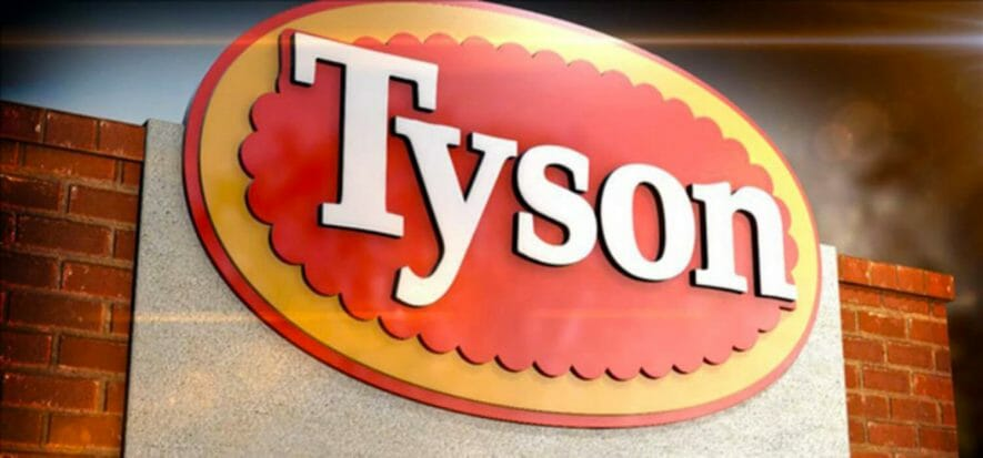 Trimestre col botto per Tyson: un miliardo di utili, +68%