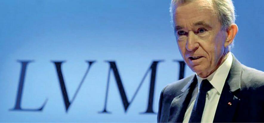 Dalla crisi CRV LVMH esce più forte dei concorrenti, dice Arnault