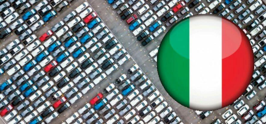 Italia, auto allo stremo: senza incentivi 40.000 posti a rischio