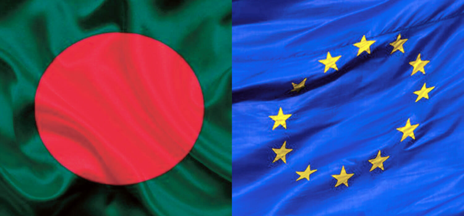 The EU (Germany in the lead) allocates 100 million euros for Bangladeshi industry