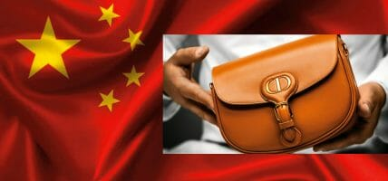 The Chinese rescue: bag sales enjoy a 70-80% boost in 2020