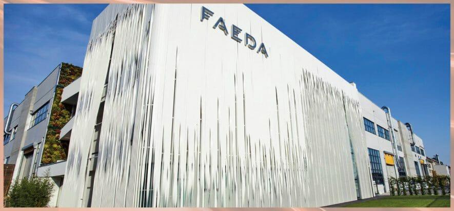 Upgrading Faeda: la nuova sede, la certificazione Ecopelle di ICEC