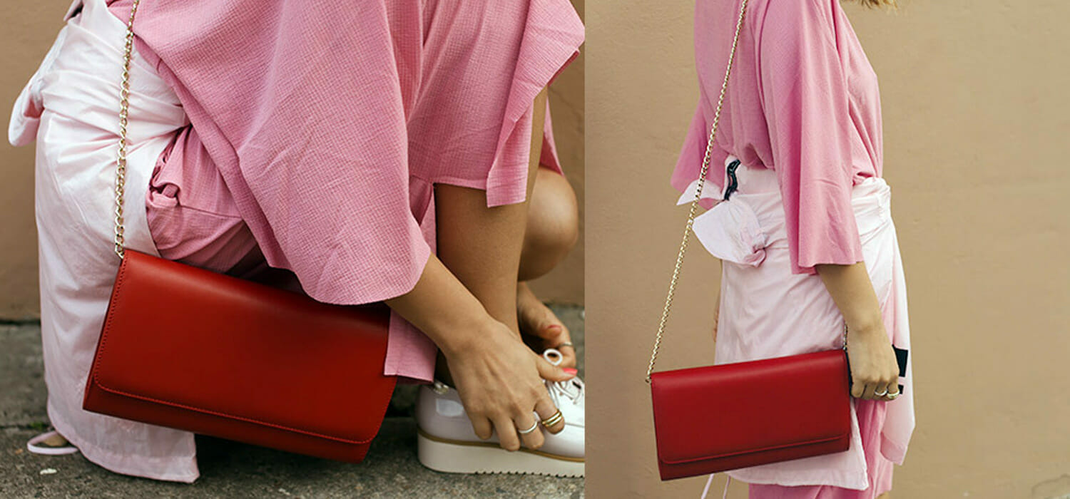 CRV hits hard Mon Purse, a leather goods start-up with Italian leather