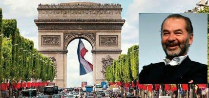 Le Figaro celebra Ruffini: dopo Stone Islands, conquista Parigi