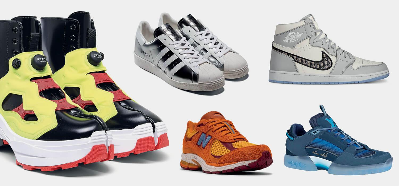 ri(e)voluzione sportiva | di sneaker in sneakre