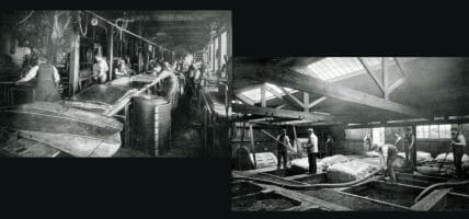 Keighley (UK), dove la pelle innescò la Rivoluzione Industriale