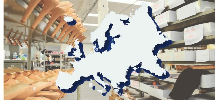 The story of Europe's footwear difficult 2020 (-27%)