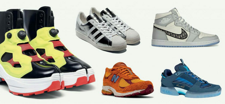 L'alleanza tra sneaker e griffe: l'importante è collaborare