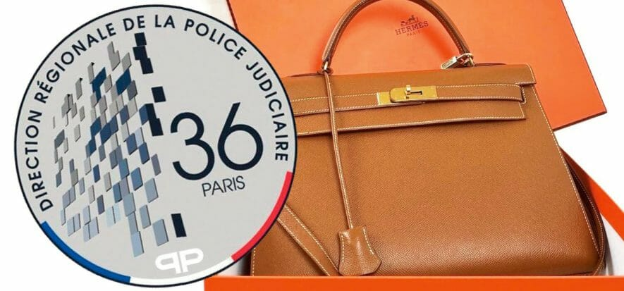 Truffa a Parigi: compravano vere Hermès per rivenderle al triplo