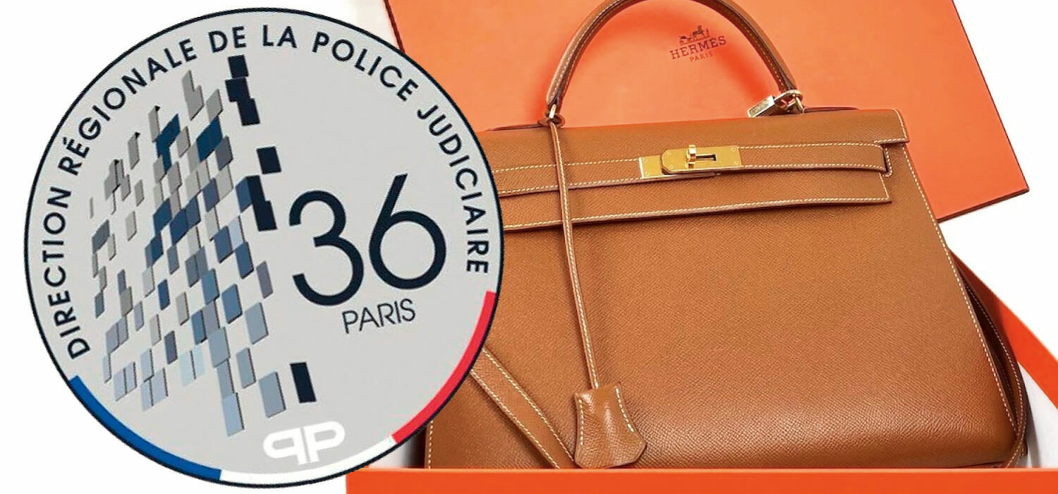 A scam in Paris: they bought real Hermès to sell them for triple