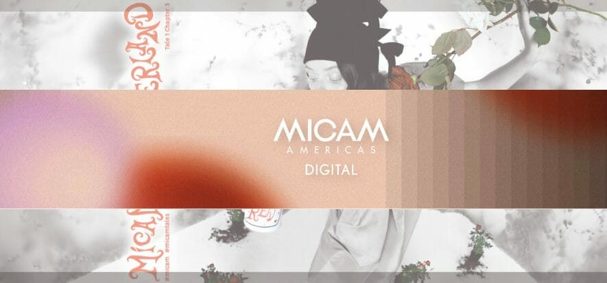 Micam Americas' debut is digital: the launch is on January 19th