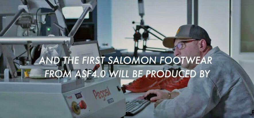Salomon investe nella manovia 4.0 (dove Adidas e Clarks fallirono)
