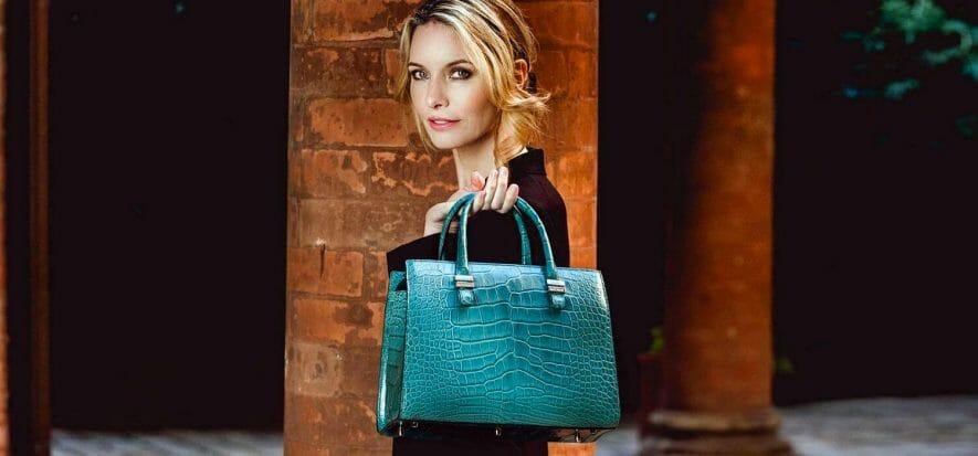 Le borse in coccodrillo sono green per tre ragioni scientifiche