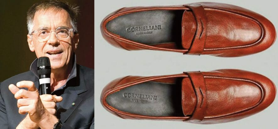 Delusione Corneliani, attesa Conbipel, ripartenza Scarpe&Scarpe