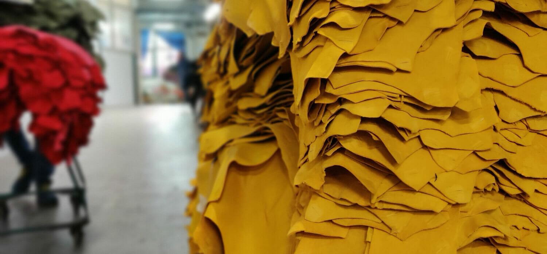 2020, i nove mesi della pelle italiana: l'export perde il 29%