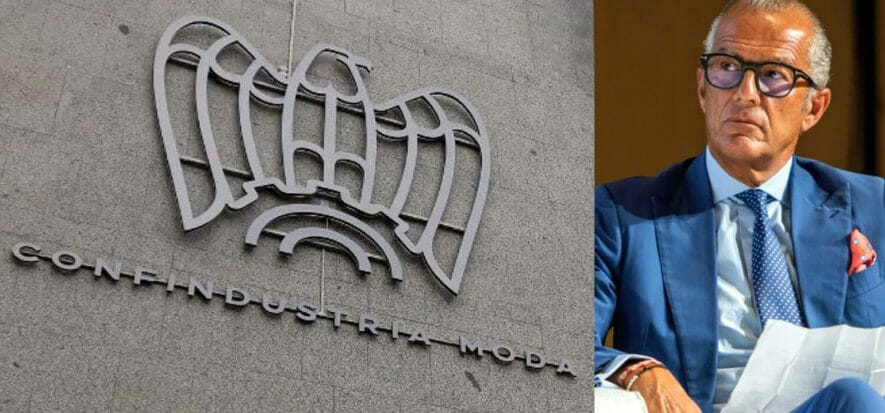 Confindustria Moda: 25 billion lost in 2020, and 2021 raises concerns