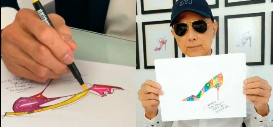 Gli esordi, Lady D, la cessione del brand: Jimmy Choo si racconta
