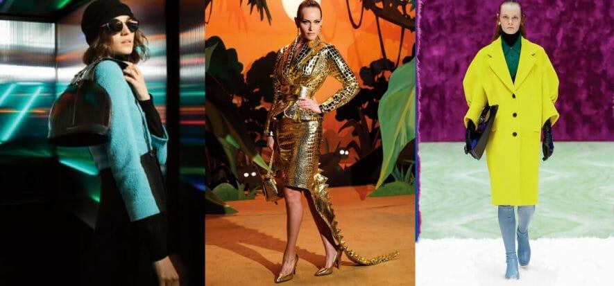 Nuove interpretazioni di stile alla Milano Fashion Week