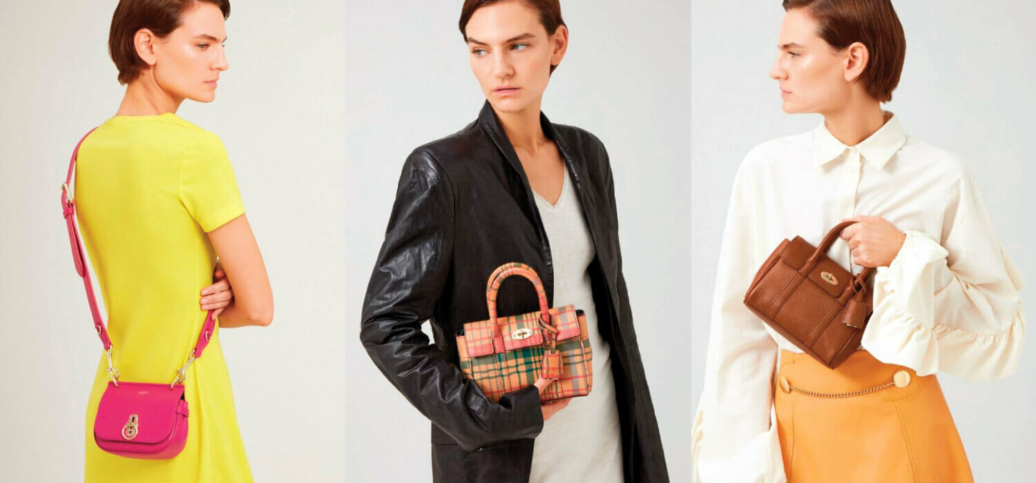 Mulberry turns 50, and celebrates with the Icon Editions capsule