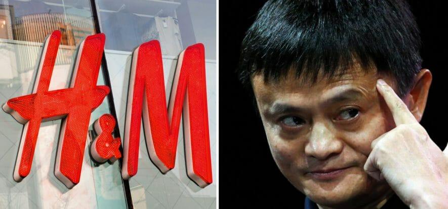 Pechino ridimensiona Alibaba (per punire Jack Ma) e boicotta H&M