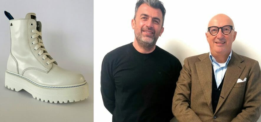 Dalla sinergia tra Torresi e Cesare Pizzuti nascono le scarpe JAC