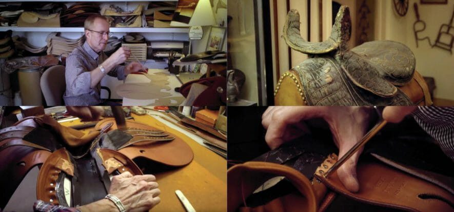 Hermès is still a great saddlery and this video proves it