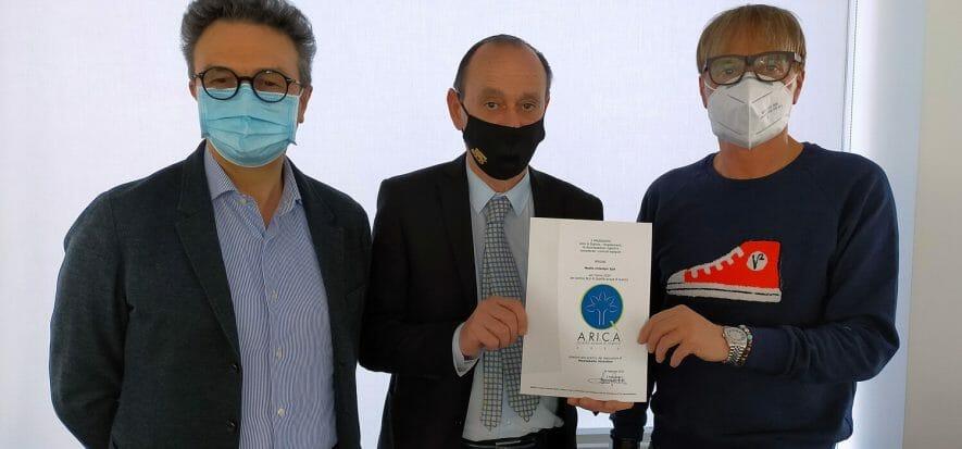 Un depuratore da premio: Medio Chiampo riconquista il Bollino Blu