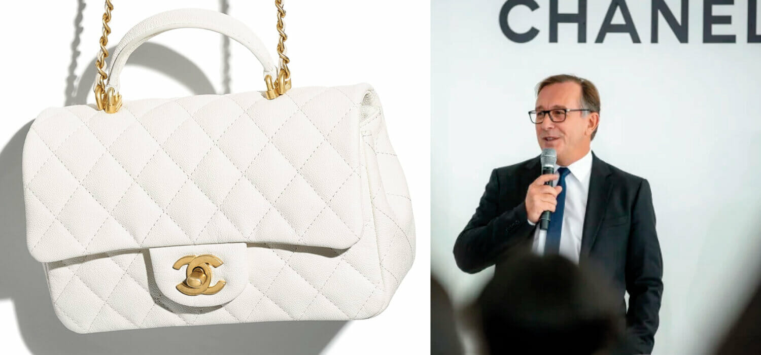 Pavlovsky: imagining Chanel without Italian partners is impossible