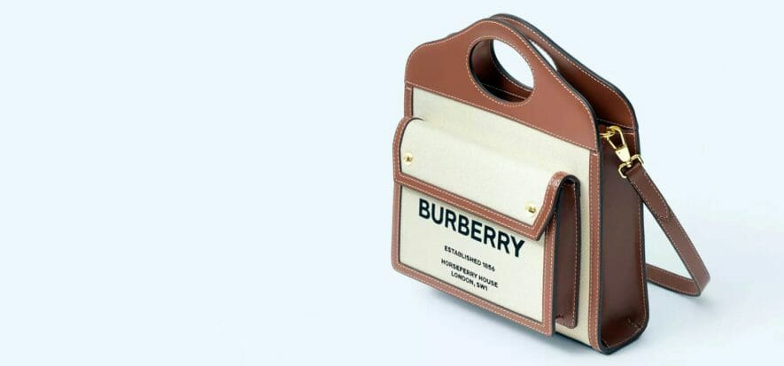 Burberry, la partenza sprint nel 2021(+28/32%) attenua le perdite
