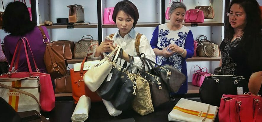 28 million in February on just 5 handbags: daigous remain a menace
