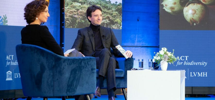 LVMH: 5 million for the Amazon forest and efforts focused on biodiversity